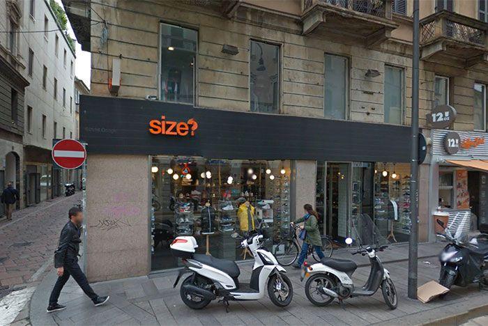 Size Milan