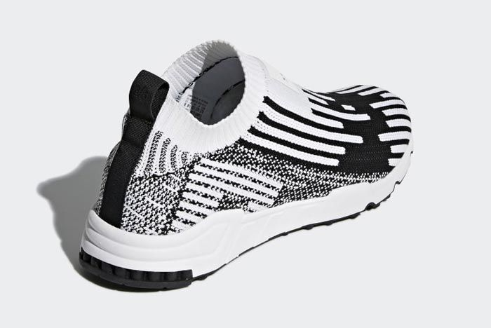 Adidas Eqt Support Sock Primeknit White 2