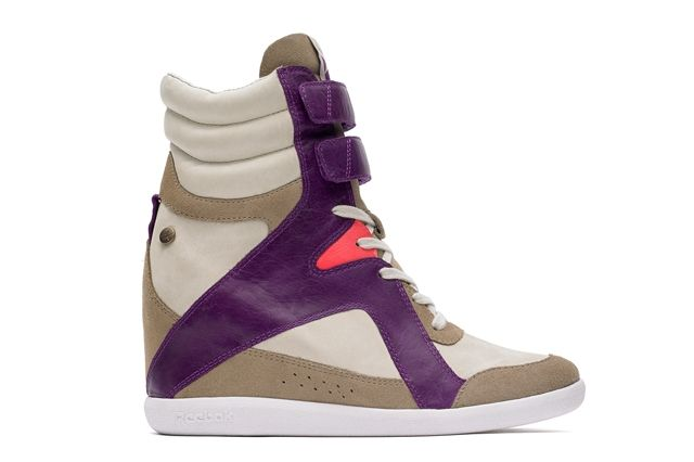 Reebok Alicia Keys Wedge Tribal Profile