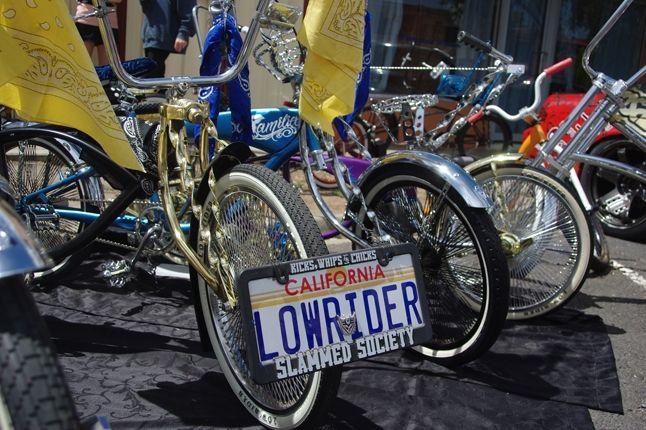 Saint Side Bike Show 2013 Lowrider Club 1