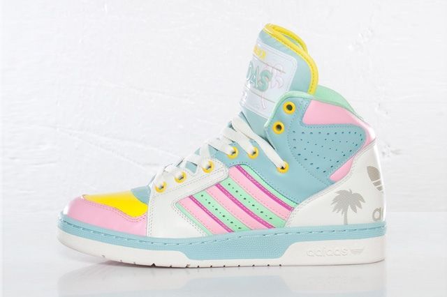 Jeremy Scott Adidas Js License Plate South Beach 2