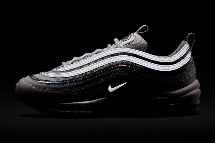 Nike Air Max 97 White Silver Iridescent Cj9706 100 Release Date Side5