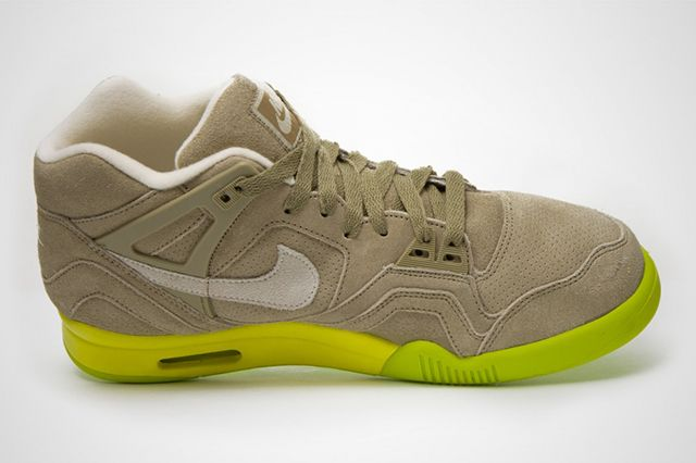 Air Tech Challenge Ii Suede Bamboo 4