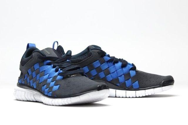 Nike Free Og Woven Obsidian Blue 3