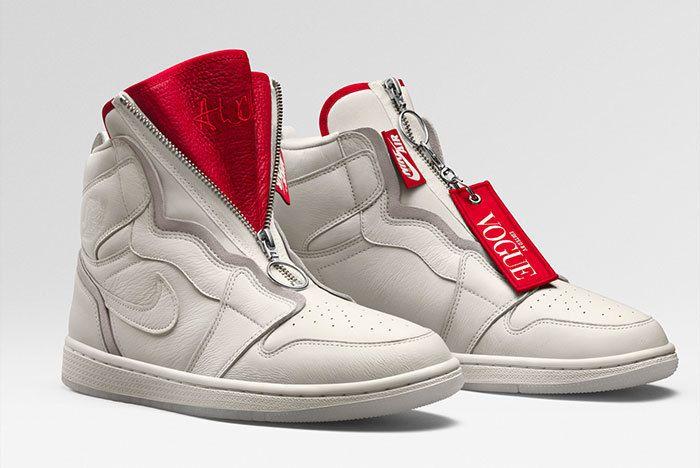 Air Jordan 1 Vogue Anna Wintour Awok 5