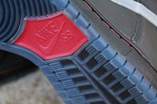 Nike Sb Reflective Dunk Sole 1