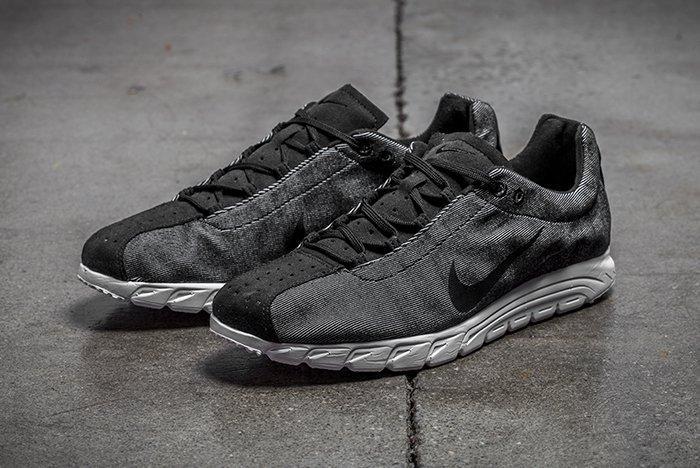 Nike Mayfly Prm Black 1