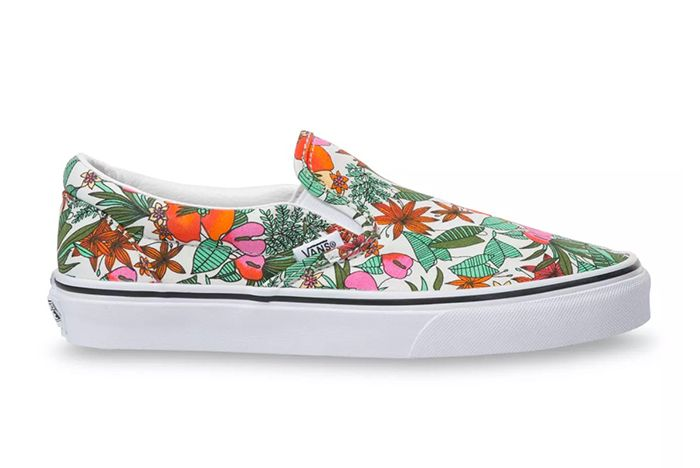 Vans Multi Tropic Slip On 1