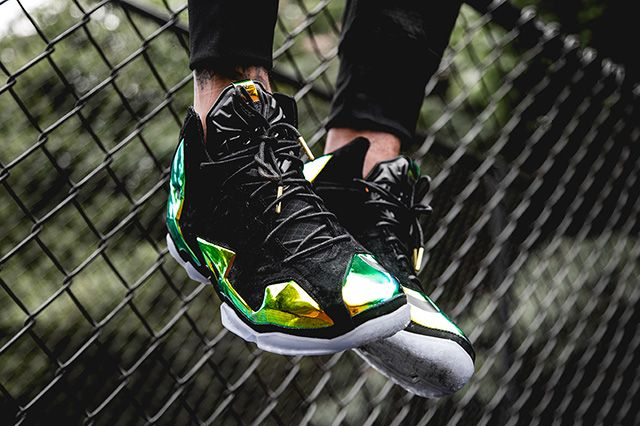 Nike Lebron 11 Ext Kings Crown 2