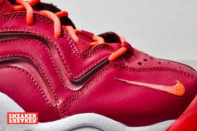 Nike Air Pippen Noble Red 1 Det 1