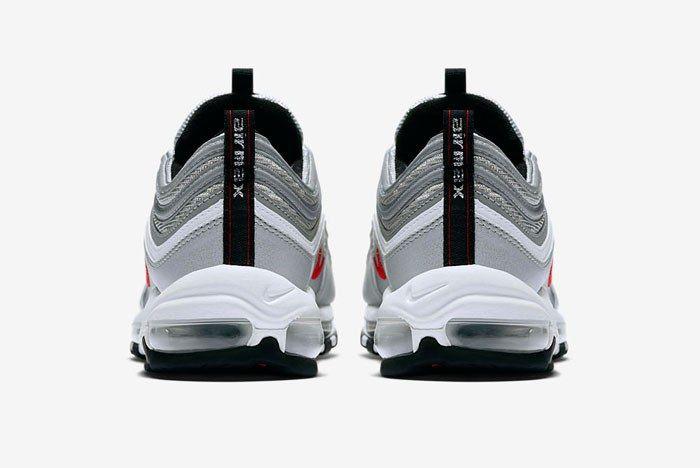 Nike Air Max 97 Silver Bullet Restocks Soon 5