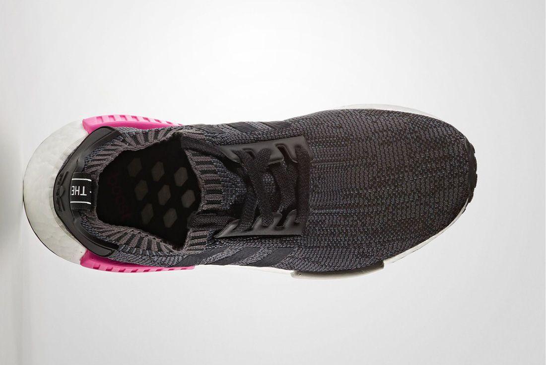 Adidas Nmd R1 Essential Pink 2
