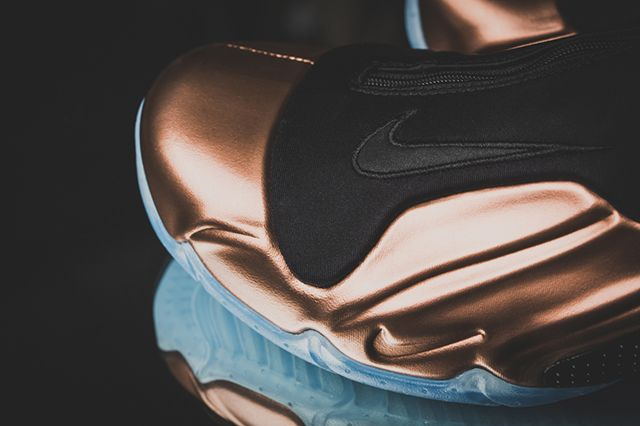 Nike Air Flightposite Prm Copper 3