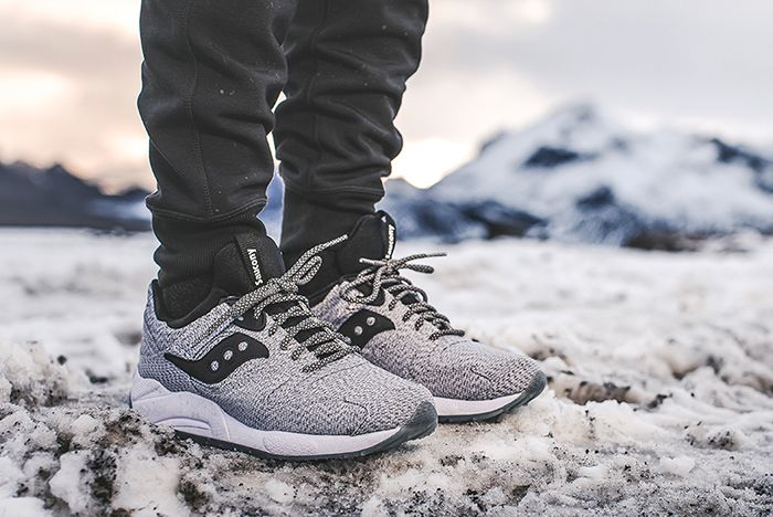 Saucony Grid 9000 Dirty Snow4