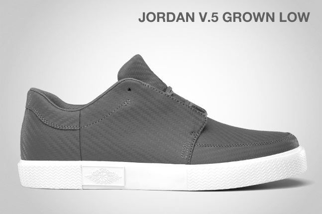 Jordan V 5 Grown Low 1 1