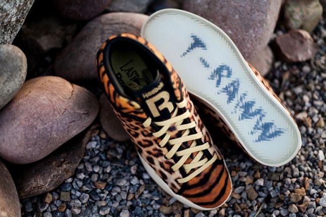 Tyga Reebok T Raww Leopard Tiger 4 1