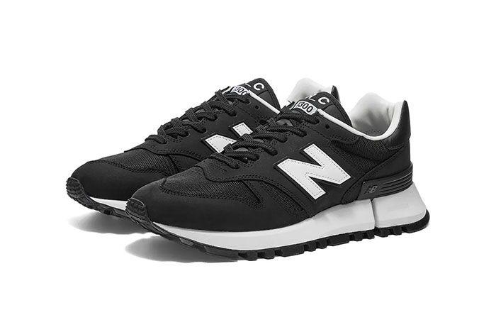 Comme Des Garcon New Balance Rc1300 Black Toe