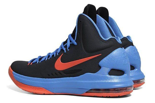 Nike Kd V Oklahoma 1