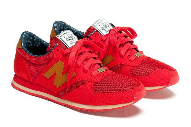 Herschel Supply Co New Balance 2013 Spring Summer 420 Red 1