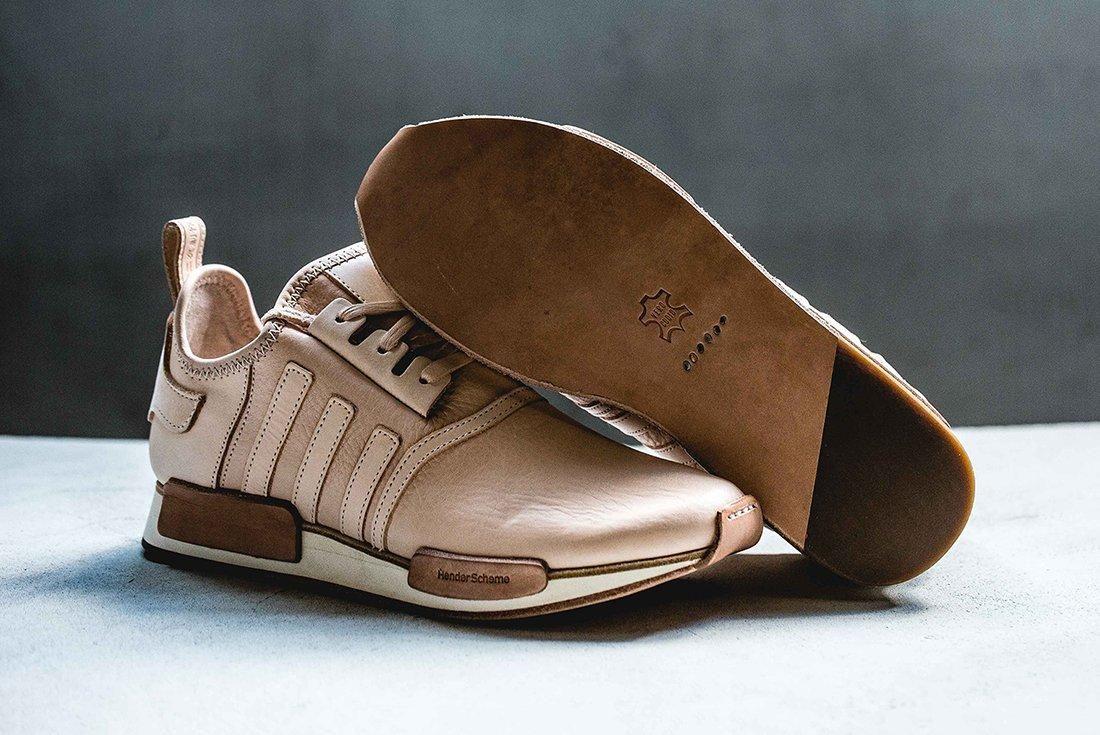 Hender Scheme X Adidas Luxe Leather Pack6