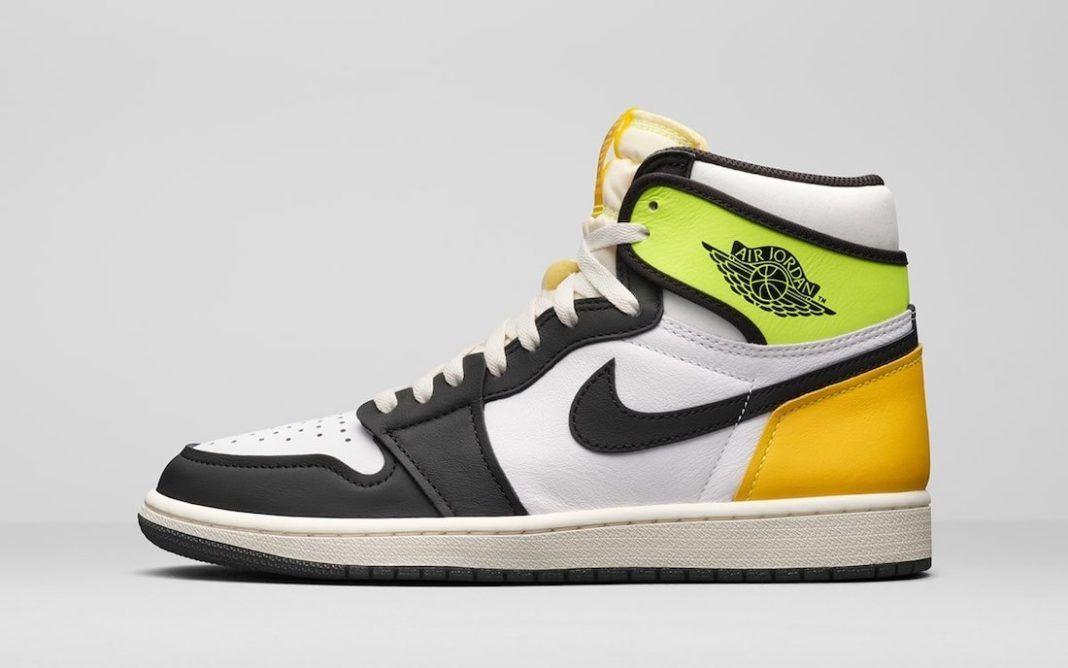 Air Jordan I 'Volt Gold'