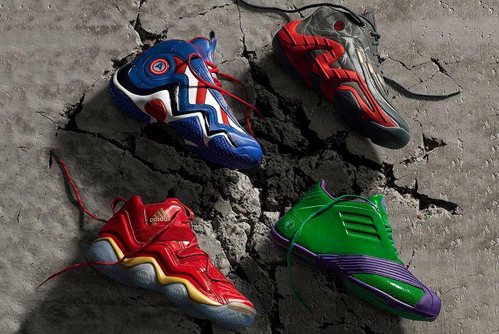 Avengers Adidas2