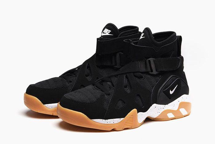 Nike Air Unlimited Black Gum Wmns 5