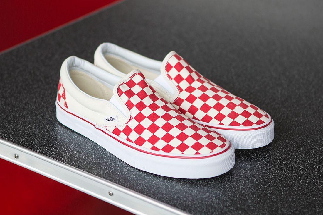 Vans Slip On Checkered Sneaker Freaker 1