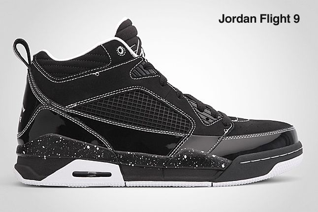 Jordan Flight 9 Black 1