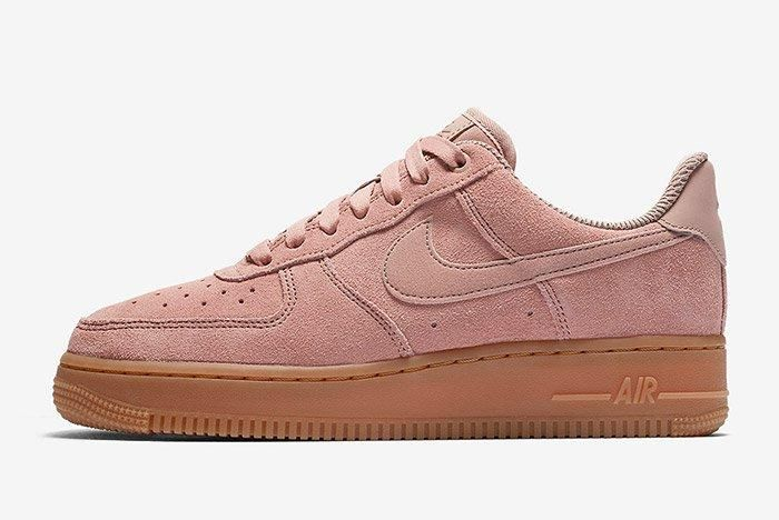 Nike Air Force 1 Low Particle Pink 5