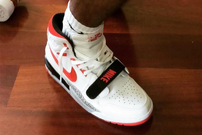 Don C Jordan Legacy 312 Sample