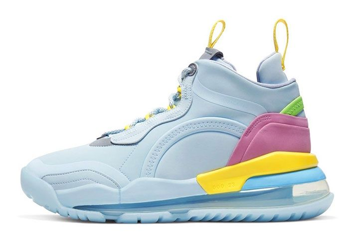 Cole Bennett Lyrical Lemonade Jordan Aerospace 720 Medial Side Shot