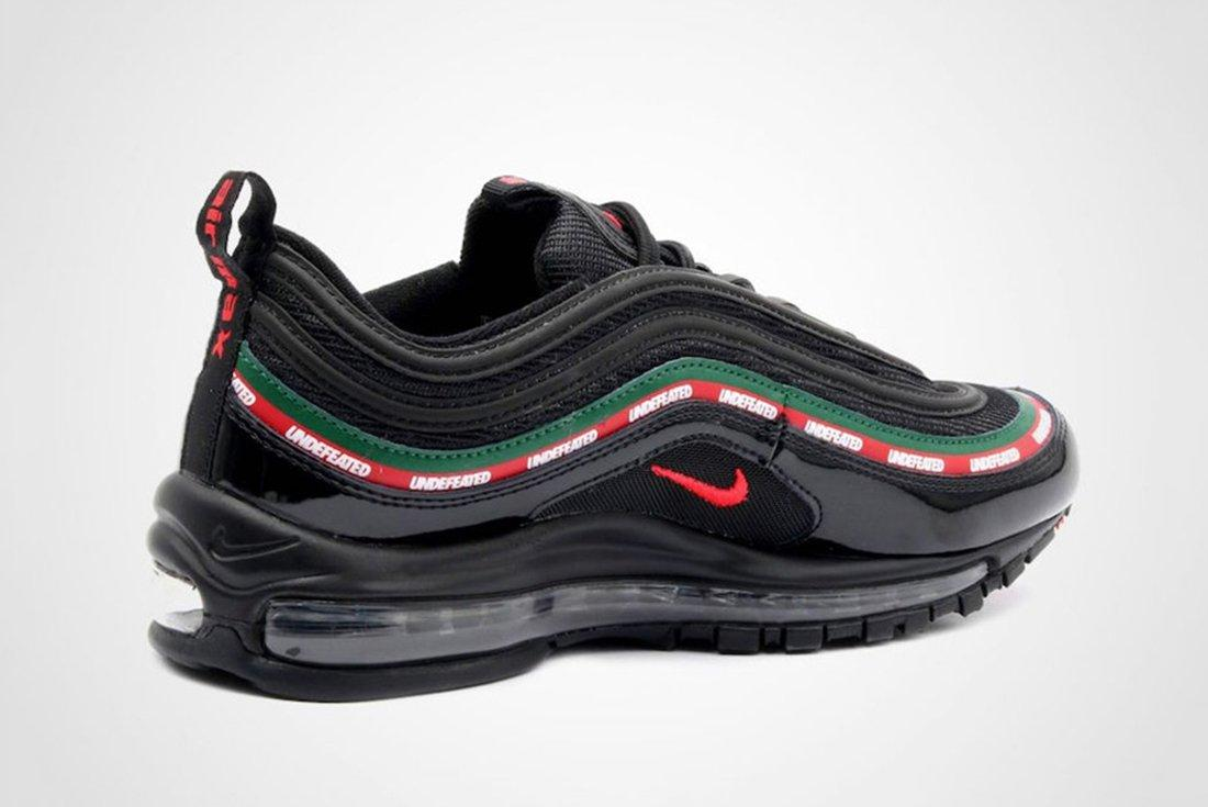 Undefeated X Nike Air Max 97 4
