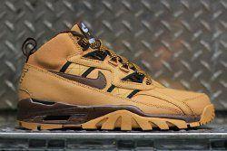 Nike Air Trainer Sc High Sneakerboot Wheat Bump 1