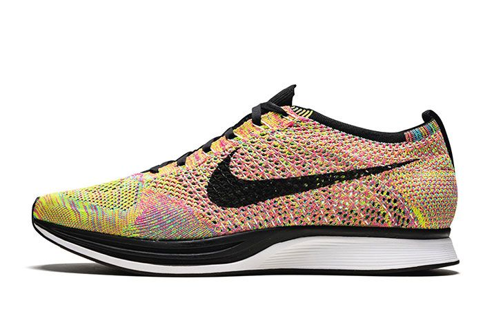 Sothebys Flyknit Racer Milan Lateral