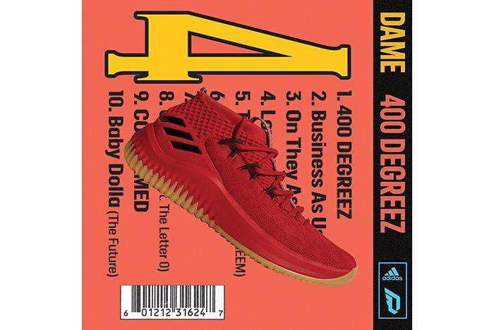 Adidas X Dame 4 400 Degreez9