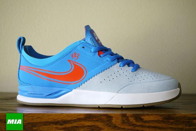 Nike Sb Project Ba Photo Blue Team Orange 1