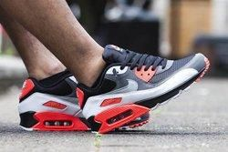 Nike Am90 Infrared Reverse 1