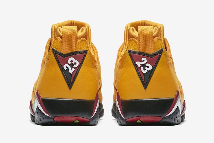 Air Jordan 7 Low Nrg Taxi 4