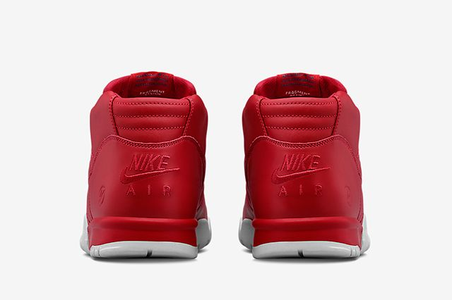 Fragment X Nike Air Trainer 1 Final Slam Collection2