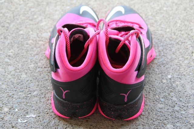 Nike Zoom Le Bron Soldier 8 Think Pink 4