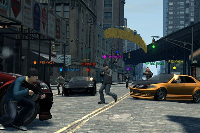 Grand Theft Auto Episodes From Liberty City 25 1