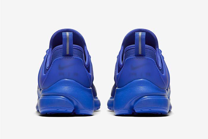 Nike Air Presto Leather Paramount Blue 5