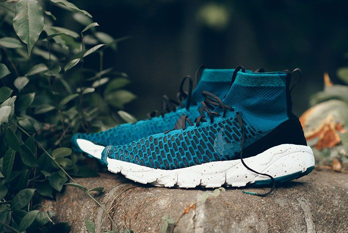 Nike Air Footscape Magista Midnight Turqouise 7