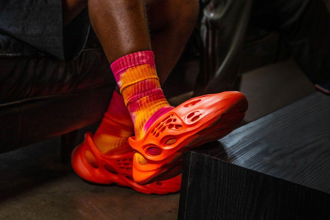Aap Ferg Sneaker Freaker Interview Yeezy Foam Runner 2