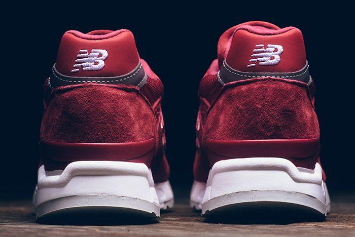 New Balance W998 Rbe Sneaker Politics Instagram 4 Sneaker Freaker