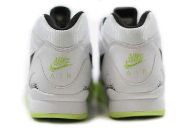 Nike Air Tech Challenge Ii White Black Lime 3