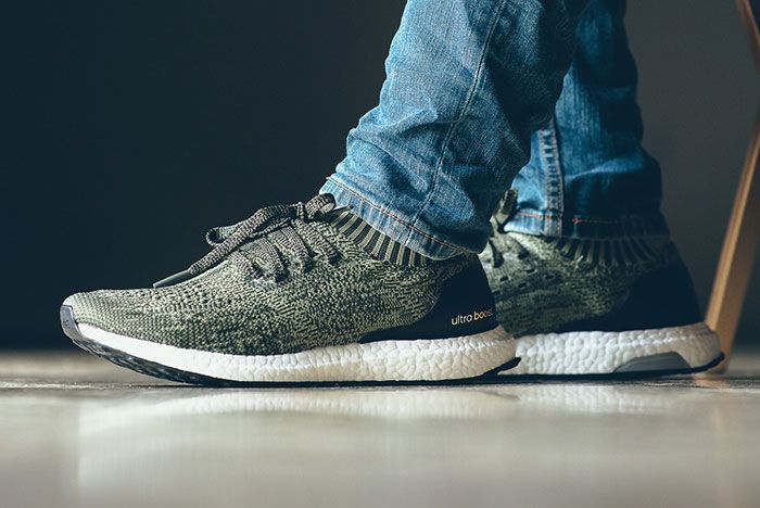 Adidas Ultraboost Uncaged Tech Earth 1