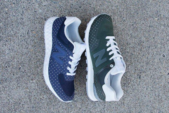 Mita Sneakers New Balance Polka Dots