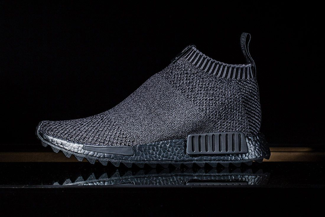 Adidas Nmd Cs1 Pk The Good Will Out Black 1 1